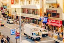 Kỹ thuật Tilt-shift và những hình ảnh thu nhỏ sống động của Tokyo