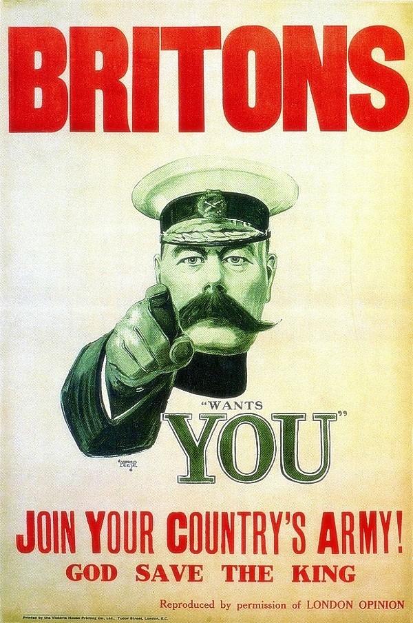 Những Poster có sức hấp dẫn xuyên suốt 100 năm qua-2