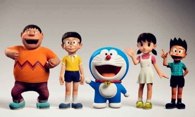Doraemon 3D sẽ được phát hành tại 50 quốc gia trên Thế Giới-2