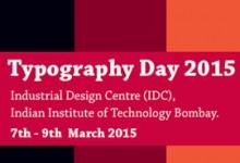 """Cuộc thi thiết kế """"Ngày Typography năm 2015"""""""