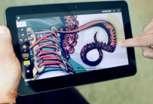 Những ứng dụng thiết kế tuyệt vời trên iPad
