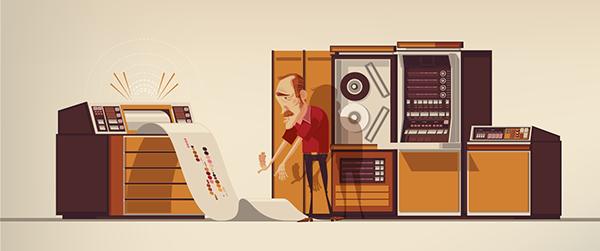 Phong cách minh họa đặc biệt cuốn hút của James Gilleard -3