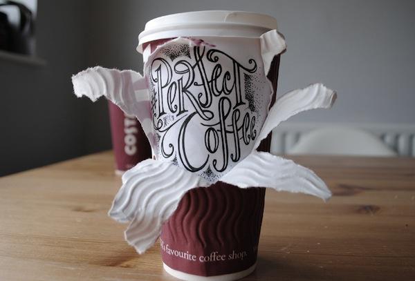 Rob Draper và cảm hứng Typography cực sáng tạo trên Coffee Cup-4
