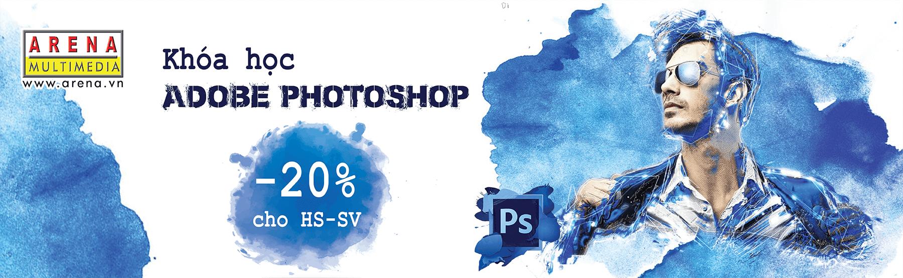 Thiết kế, xử lý hình ảnh với Photoshop
